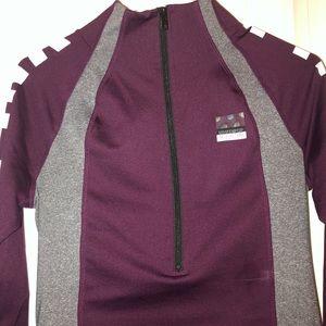 Half zip Victoria Secret jacket